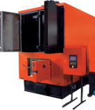 Котел КВТ от 100 до 1250 кВт — ДРОВА